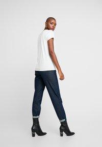 AllSaints - EMELYN TONIC TEE - T-shirts - chalk white - 2