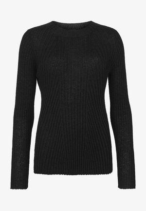 ADDIE  - Langarmshirt - black