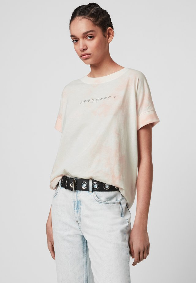 IMOGEN BOY DYE - T-Shirt print - multi-coloured