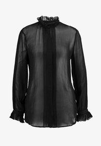 AllSaints - LOUISE - Camicetta - black - 5