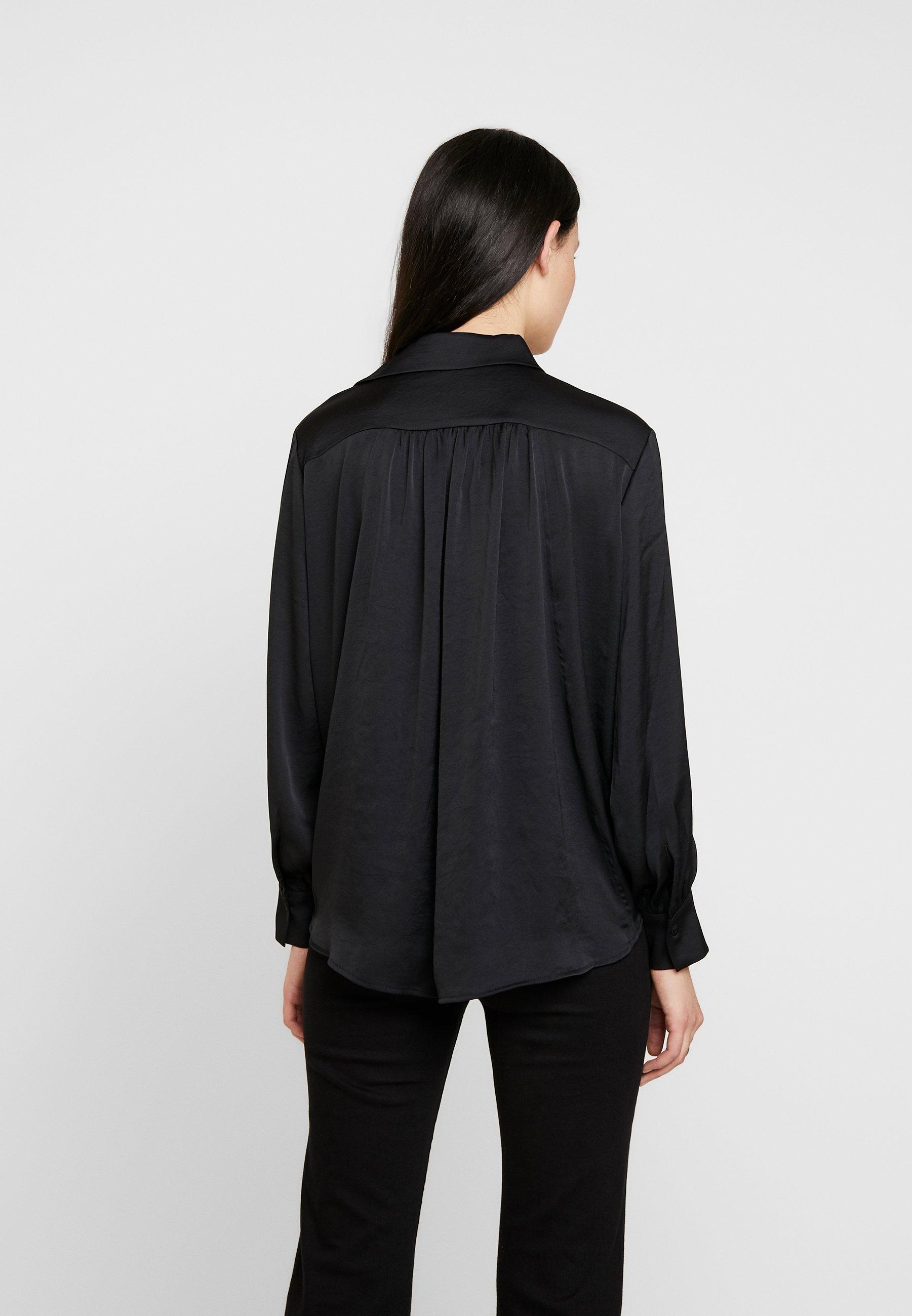 AllSaints ADRIANNA - Bluser - black
