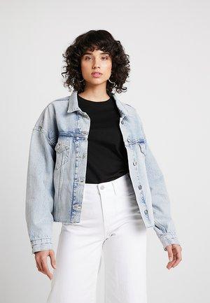 PIPER JACKET - Veste en jean - ice blue
