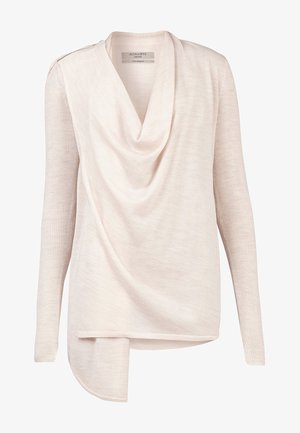 DRINA - Cardigan - almond pink