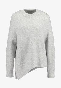 AllSaints - ALLEY JUMPER - Maglione - pale grey - 4