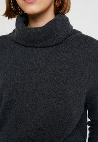 AllSaints - ARUN JUMPER - Strickpullover - charcoal grey - 5