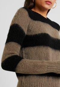 AllSaints - LOU JUMPER - Maglione - wolf grey/black - 5