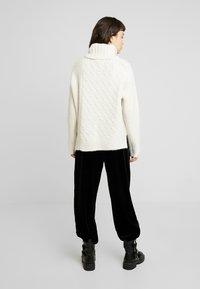 AllSaints - LILIYA JUMPER - Jersey de punto - dune white - 2