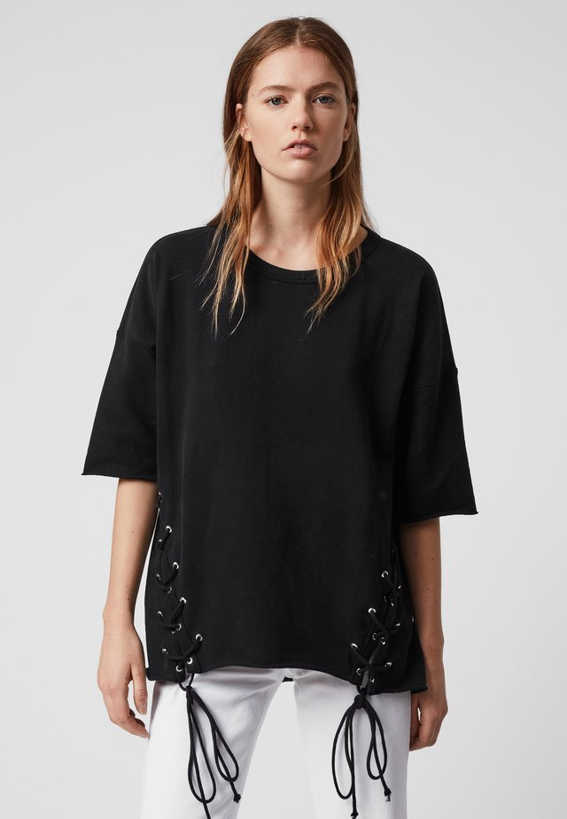 LORHAINE  - Sweatshirts - black