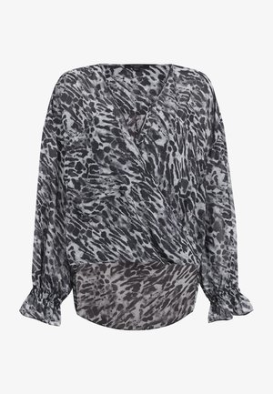 PENNY AMBIENT - Blouse - grey