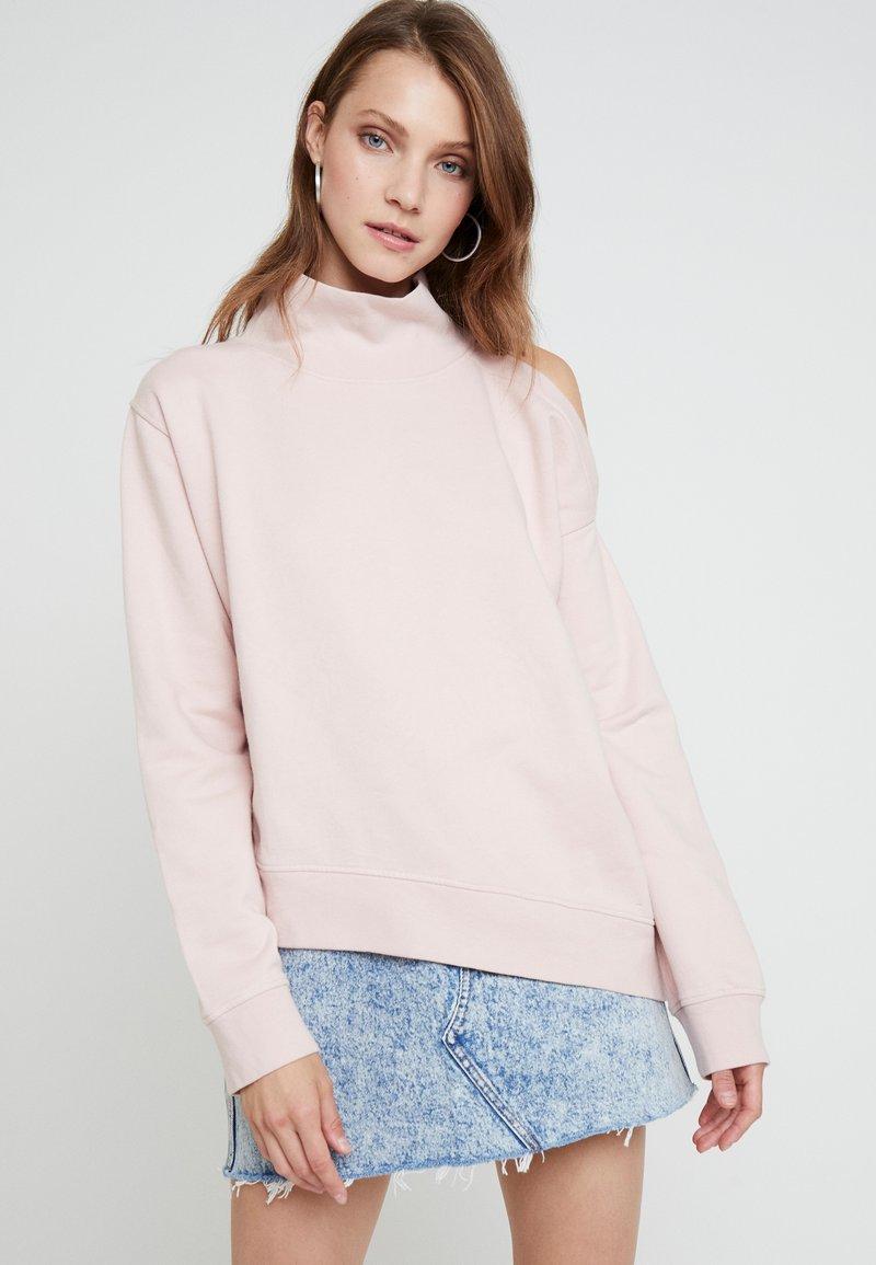 AllSaints - BRADY - Sweatshirt - rose pink