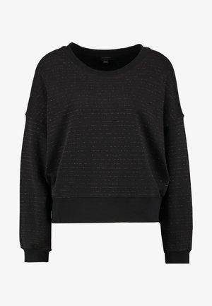 PIRO SHIMMER - Sweatshirt - copper/black