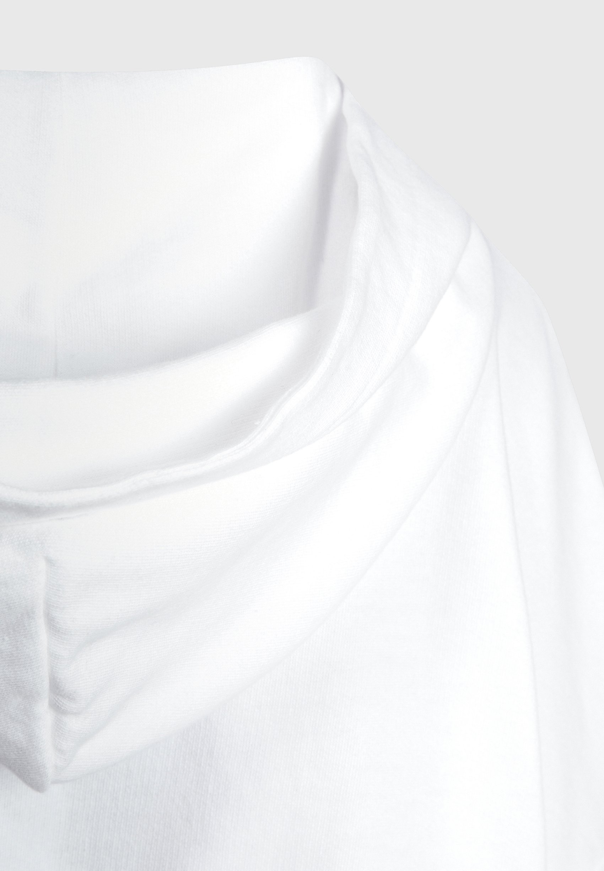 AllSaints FLORE TALIE Sweat à capuche white ZALANDO.FR