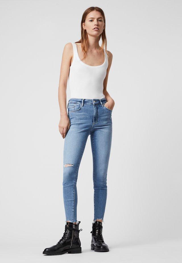 PHOENIX - Jeans Skinny Fit - blue