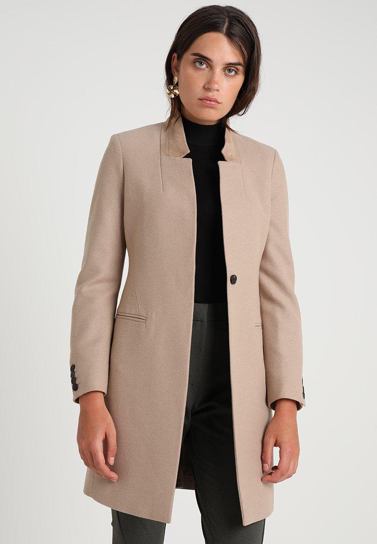 AllSaints - LYLA COAT - Manteau court - light tan brown