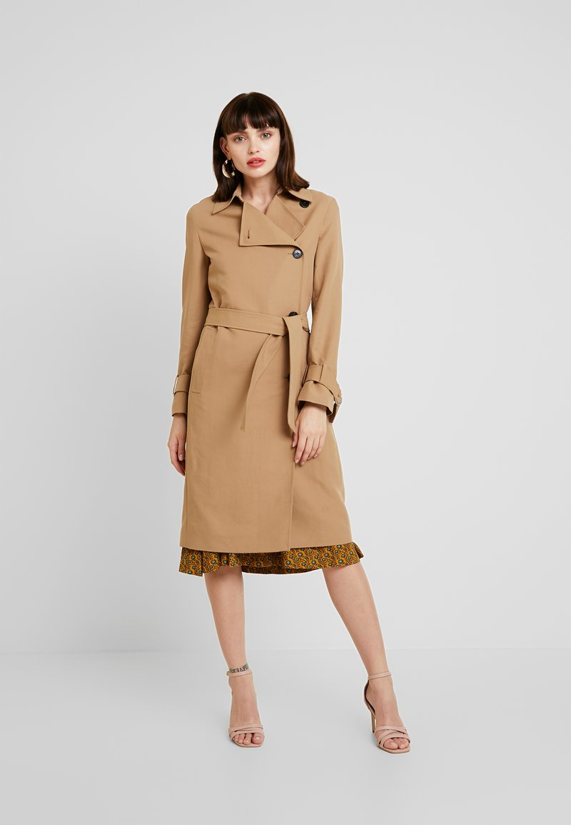 AllSaints - AVITA - Trenchcoat - tawny brown