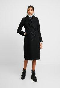 AllSaints - BLAIR COAT - Cappotto classico - black - 0