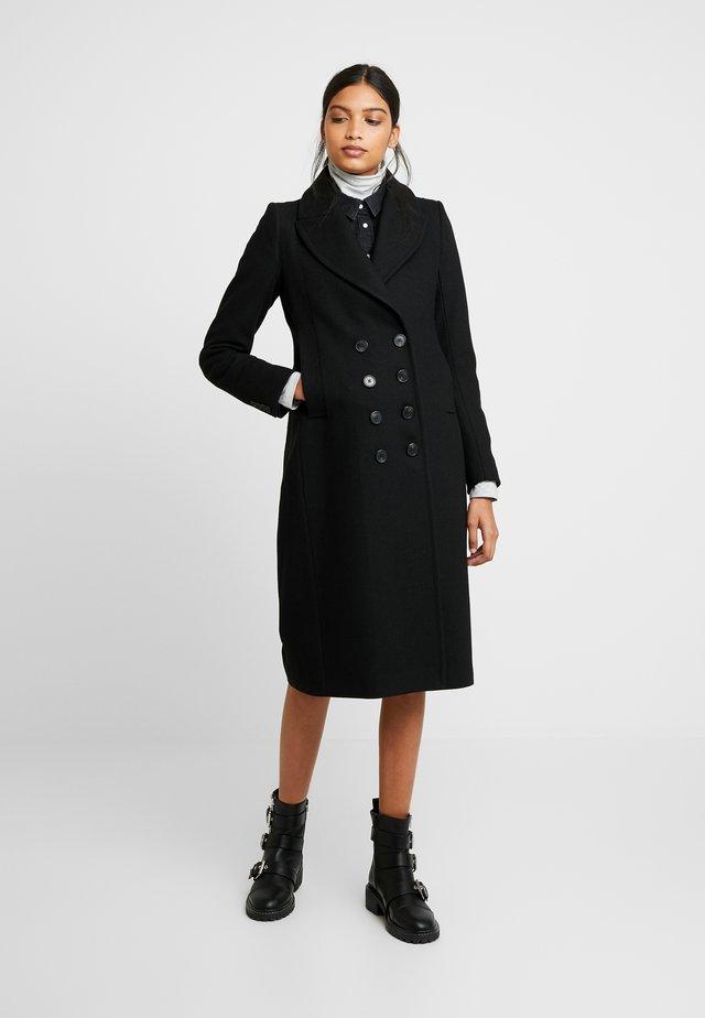 BLAIR COAT - Zimní kabát - black