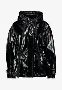 AllSaints - KELSIE NYA JACKET - Faux leather jacket - black - 4