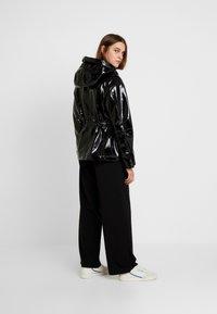 AllSaints - KELSIE NYA JACKET - Faux leather jacket - black - 2