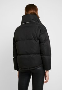 AllSaints - PIPER PUFFER - Winter jacket - black - 2