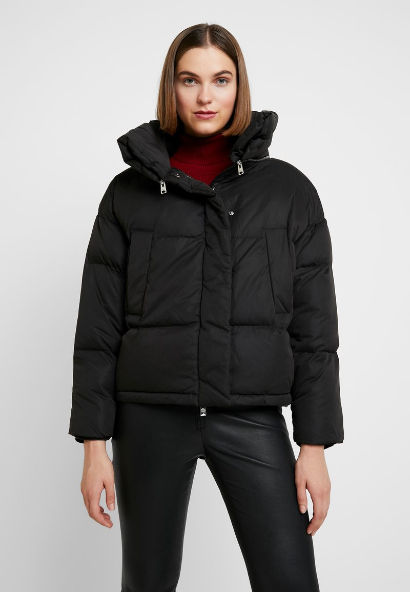 AllSaints - PIPER PUFFER - Winter jacket - black