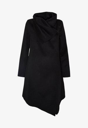 MONUMENT EVE COAT - Abrigo corto - black