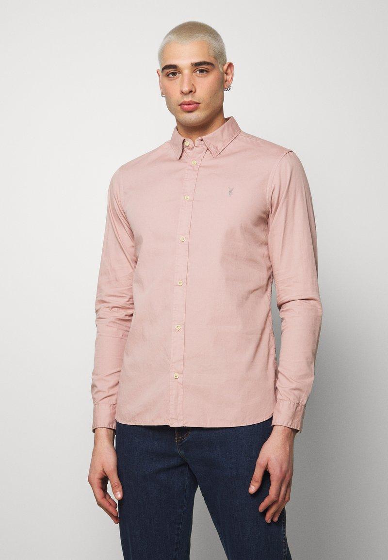 AllSaints - REDONDO - Hemd - lemondade pink