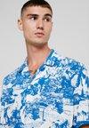 AllSaints - AWA - Shirt - white/blue
