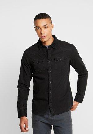BISO - Skjorte - black