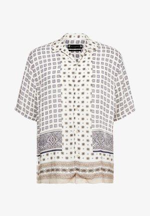 CORSICAN - Overhemd - ecru white