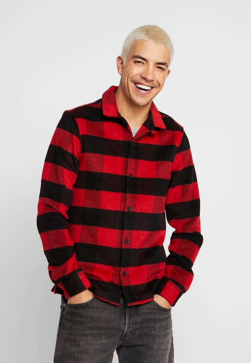 AllSaints - DRYTOWN - Overhemd - red/black
