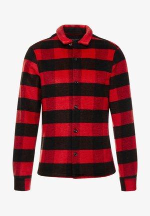 DRYTOWN - Skjorter - red/black