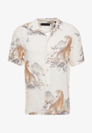 KAYAN SHIRT - Shirt - ecru white