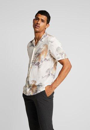 KAYAN SHIRT - Košile - ecru white