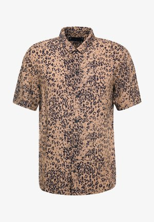 PATCH - Shirt - brown/black