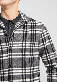 AllSaints - ZENITH SHIRT - Skjorte - grey - 6