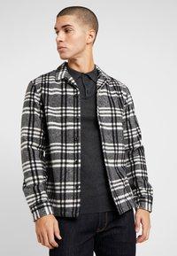 AllSaints - ZENITH SHIRT - Skjorte - grey - 0