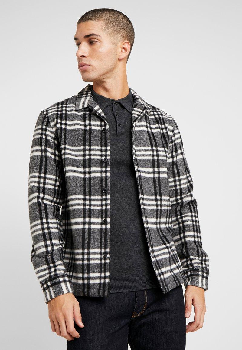 AllSaints - ZENITH SHIRT - Skjorte - grey