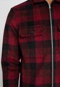 AllSaints - MEDORA - Overhemd - red - 5