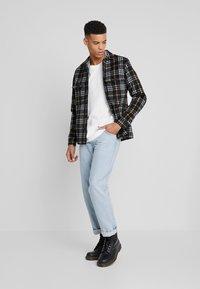 AllSaints - BERTHOLD  SHIRT - Skjorta - black - 1