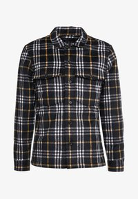 AllSaints - BERTHOLD  SHIRT - Skjorta - black - 4