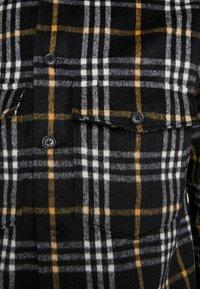 AllSaints - BERTHOLD  SHIRT - Skjorta - black - 5