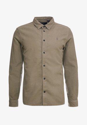 NORDHEIM SHIRT - Skjorta - khaki green