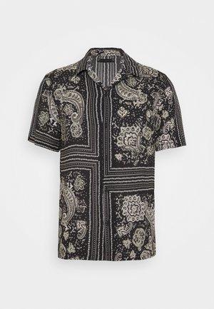 Shirt - jet black