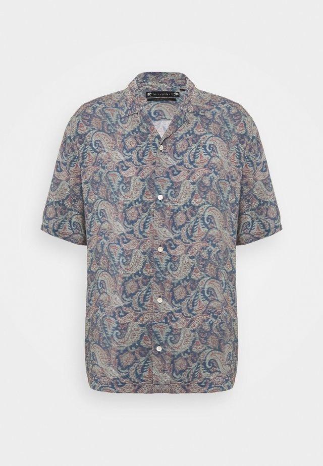 TRANSMISSION SHIRT - Skjorter - blue