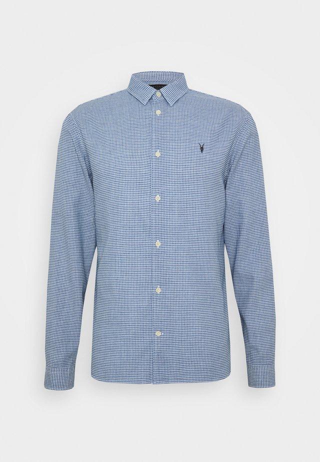 WOODROW SHIRT - Skjorter - blue/white