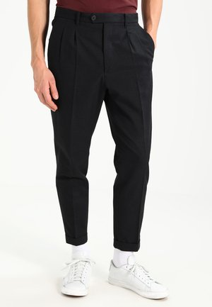 TALLIS - Trousers - charcoal