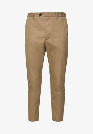 KATO TROUSER - Chinos - wheaton brown