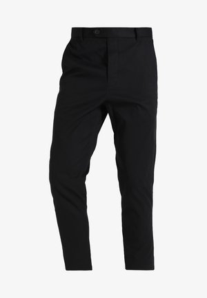 KATO TROUSER - Chinos - black