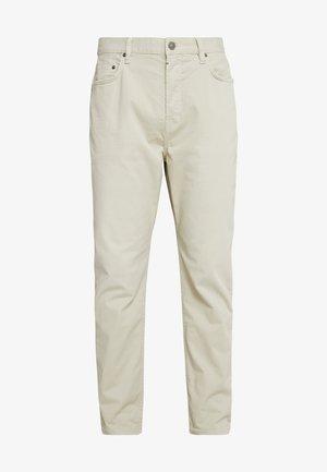 RIDGE - Kalhoty - barley taupe